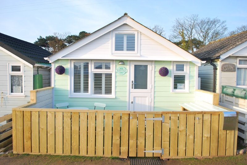 Salad Days Beach Hut, vacation rental in Exmoor National Park