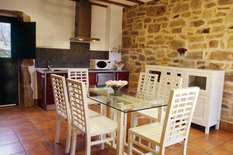 Casa apartamento Rural, holiday rental in Negreira