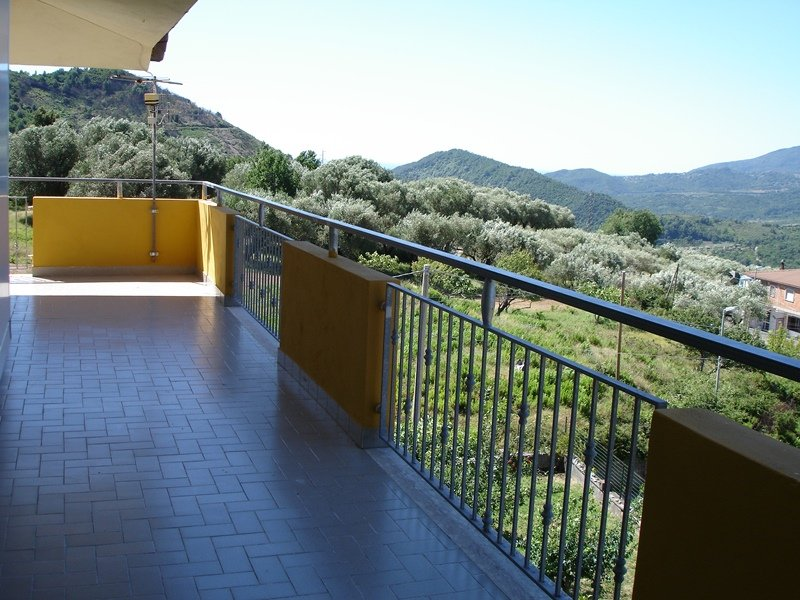 uscita cucina sul balcone