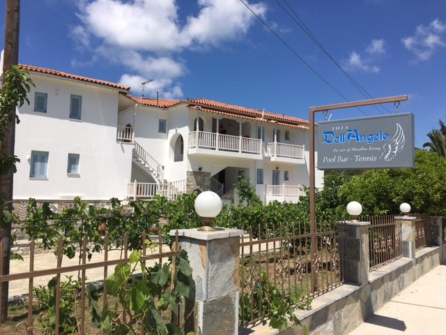 VILLADELLANGELO, holiday rental in Skiathos