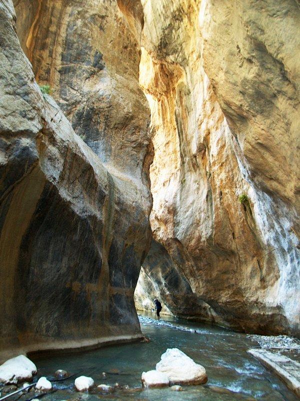 Sarakina Gorge,Ierapetra