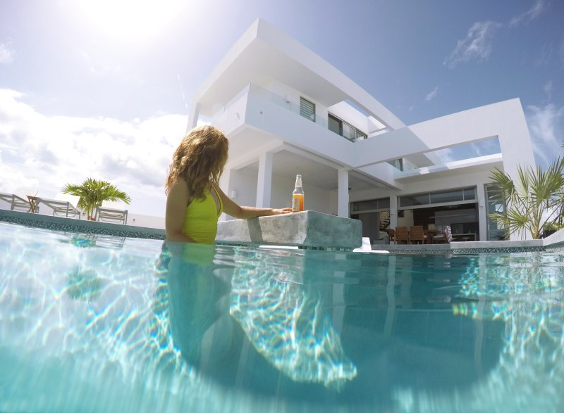 White Villas: lujo Interior / Exterior de estar
