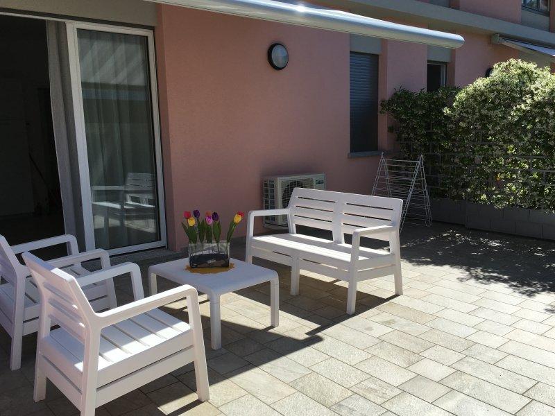 Appartamento A2 - terrazza