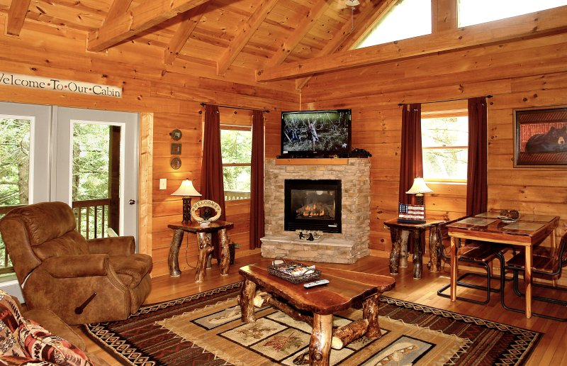 Knotty Pine A Perfect Vacation Retreat Has Wi Fi And