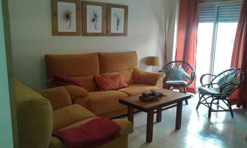 Apartamento nuevo para alquilar en Playa de Vila Real Santo Antonio. Algarve. Portugal.