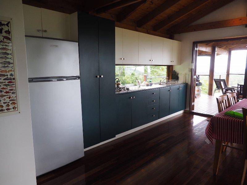kitchen upper level