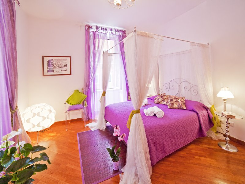 Bedroom oveview