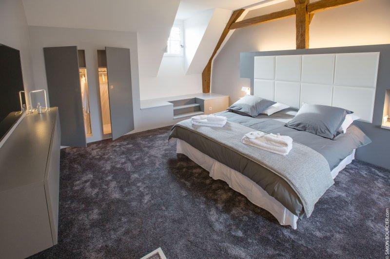 Appartement haut de gamme pour 4 personnes, holiday rental in Mont-pres-Chambord
