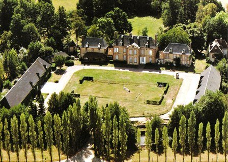 Haras du Buat, holiday rental in Saint-Maurice-les-Charencey