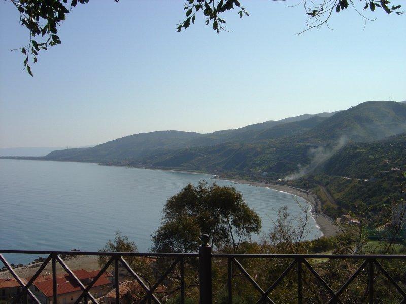 Gulf of S. Stefano di Camastra