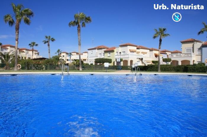 Torremar Natura FKK- Naturista, piscina comunitaria + climatizada, vacation rental in Playas de Vera