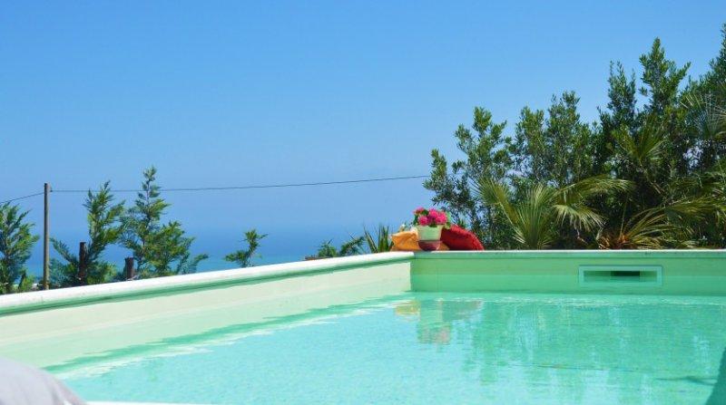 White Villa: Pool