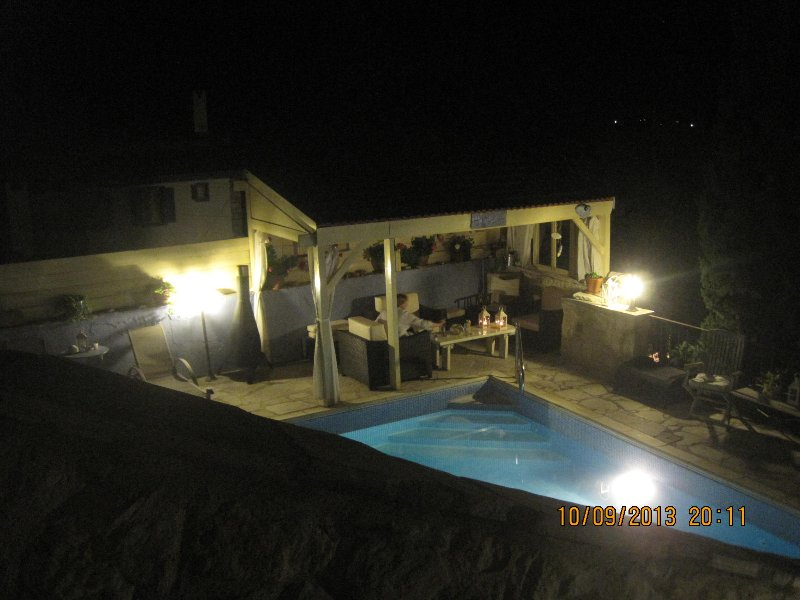 oinochori located in Vouni wine village Limassol, holiday rental in Pano Platres
