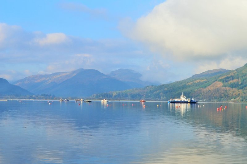Holy Loch near Dunoon