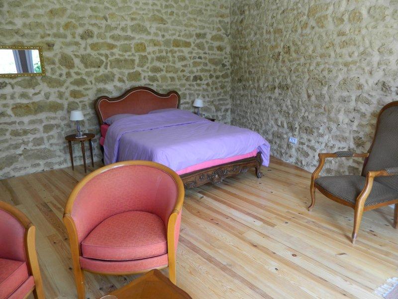 chambre roselyne, casa vacanza a Pauillac