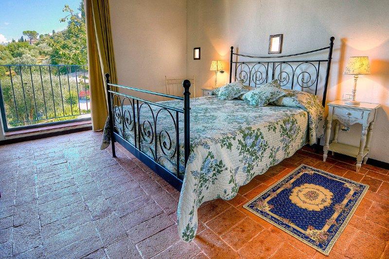 Villa Olivo, holiday rental in Poggio a Caiano