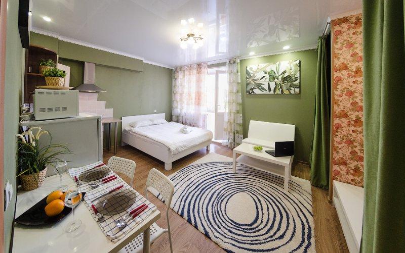 Romantic studio, location de vacances à Tomsk