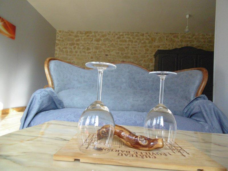 chambre charlotte, casa vacanza a Pauillac