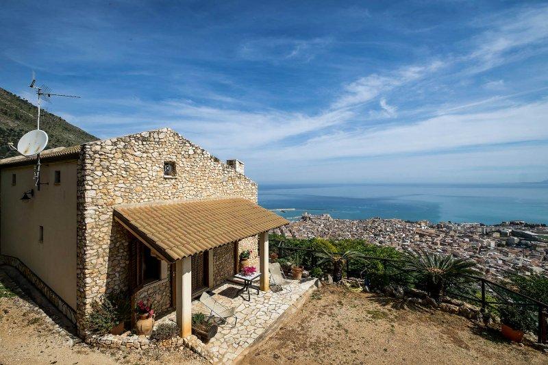 Villa Frassini, vacation rental in Castellammare del Golfo