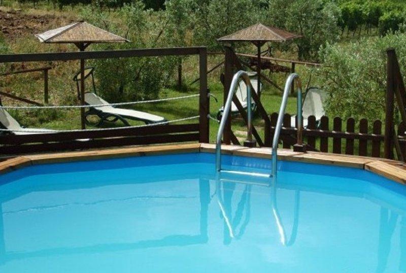 Forasacco Rosso, Ferienwohnung in Arcille