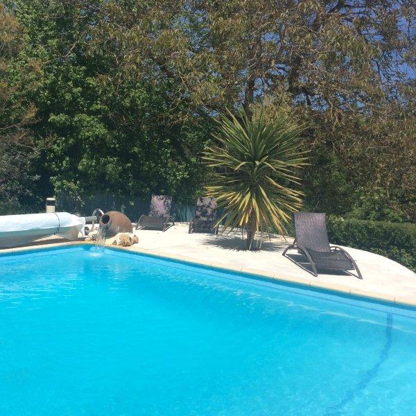 16m x 6 m pool