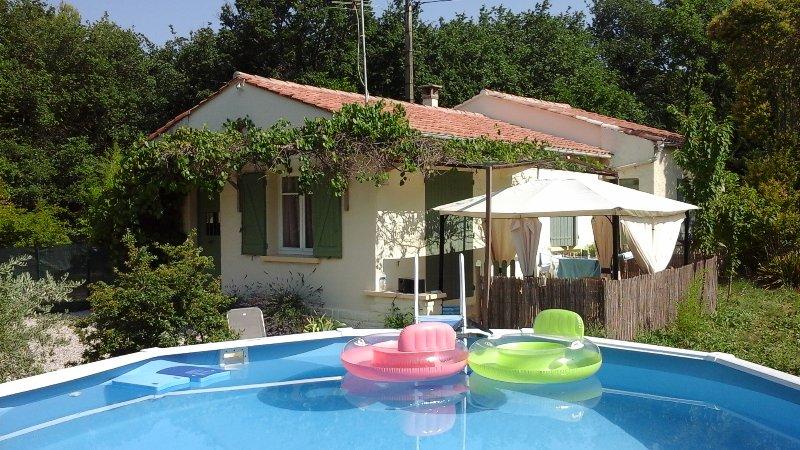 Villa La Lavandiere, aluguéis de temporada em Saint-Martin-de-la-Brasque