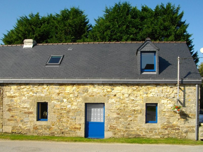 TI BRAZ, vacation rental in Chateaulin