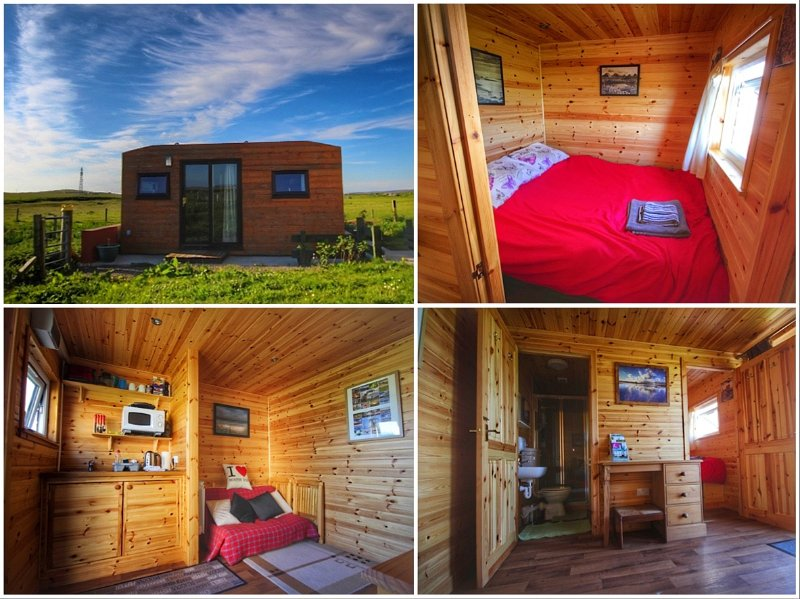 Dali'Mach storm-pod, vacation rental in Lochboisdale