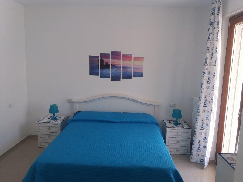 Casa Azzurra 400 mt mare, location de vacances à Coppitella