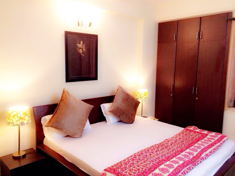 The Buddhayan Apartments 103, holiday rental in Jaipur District