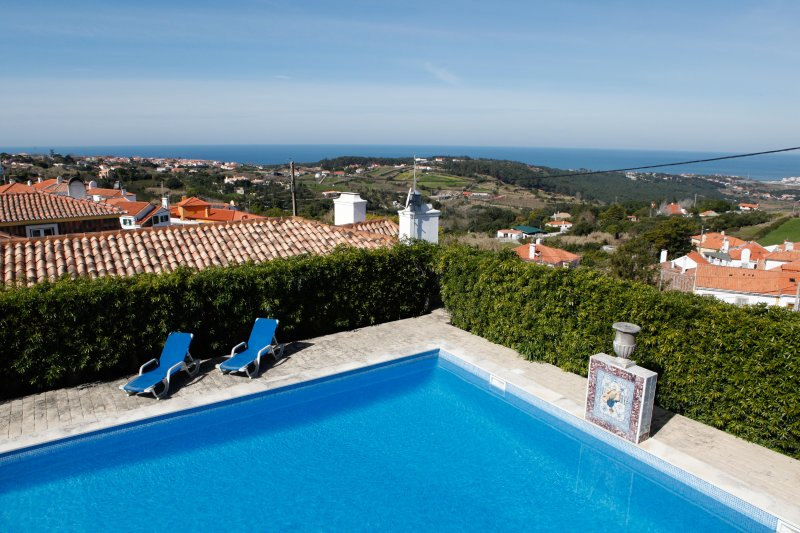 Heaven Serra de Sintra, holiday rental in Colares