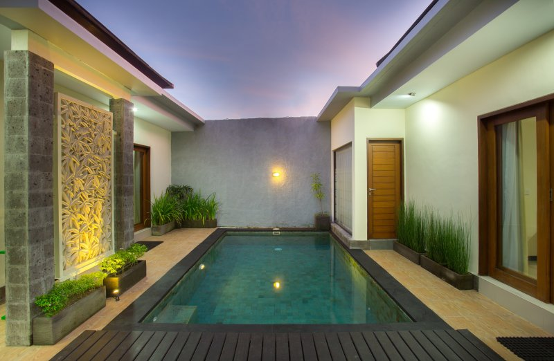 The Bagus-2Bedroom Private Pool Villa, holiday rental in Kerobokan Kaja