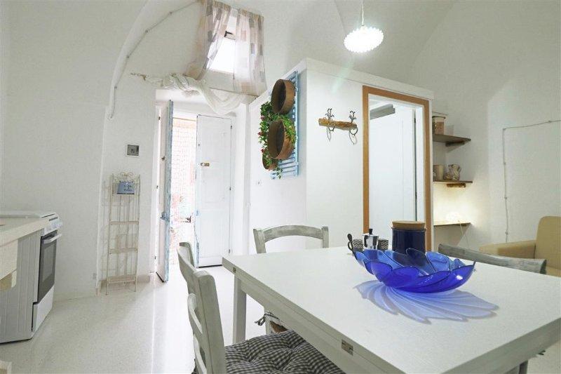 Mimi holiday house in Matino, aluguéis de temporada em Matino