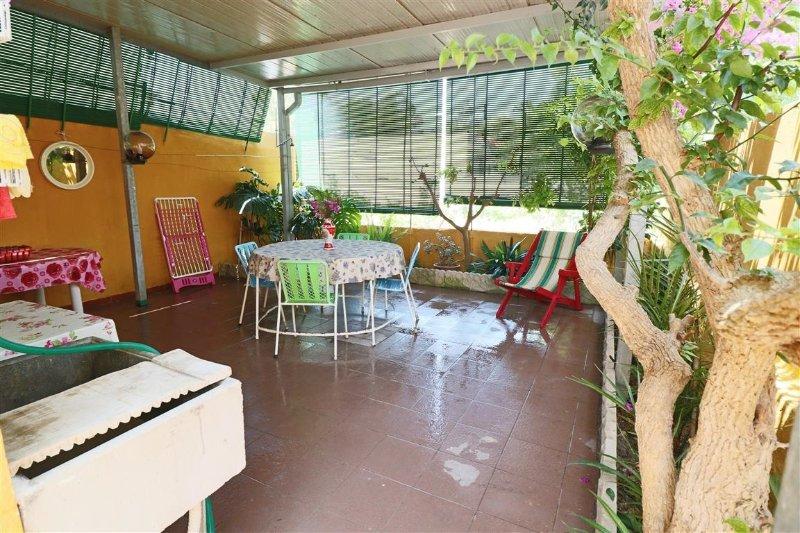 Holiday home in Gallipoli in Apulia Salento in Padula Bianca area just a few met, alquiler vacacional en Lido Conchiglie