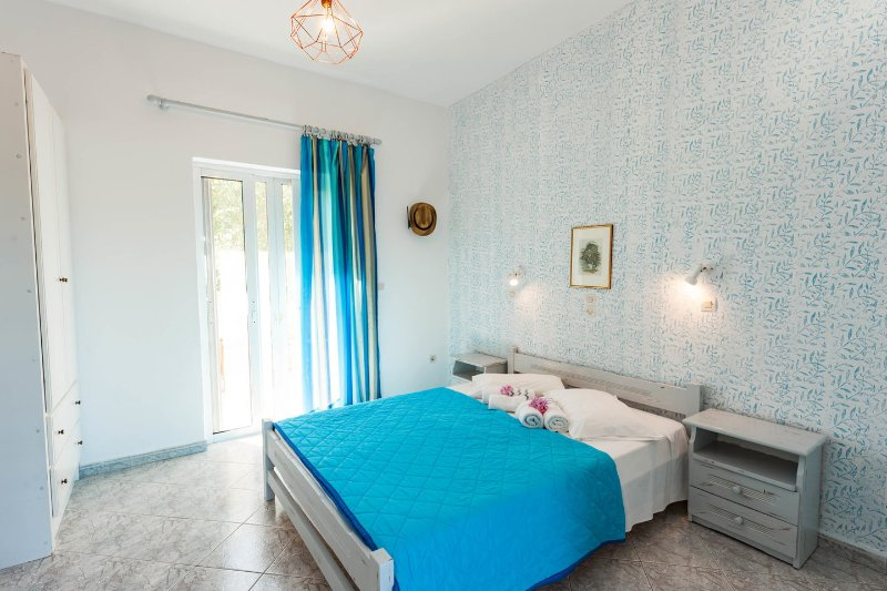 Voula Accommodation Double Studio, vakantiewoning in Gardenos