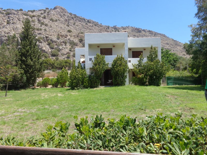 Villa Sole Mare, holiday rental in Pefkos