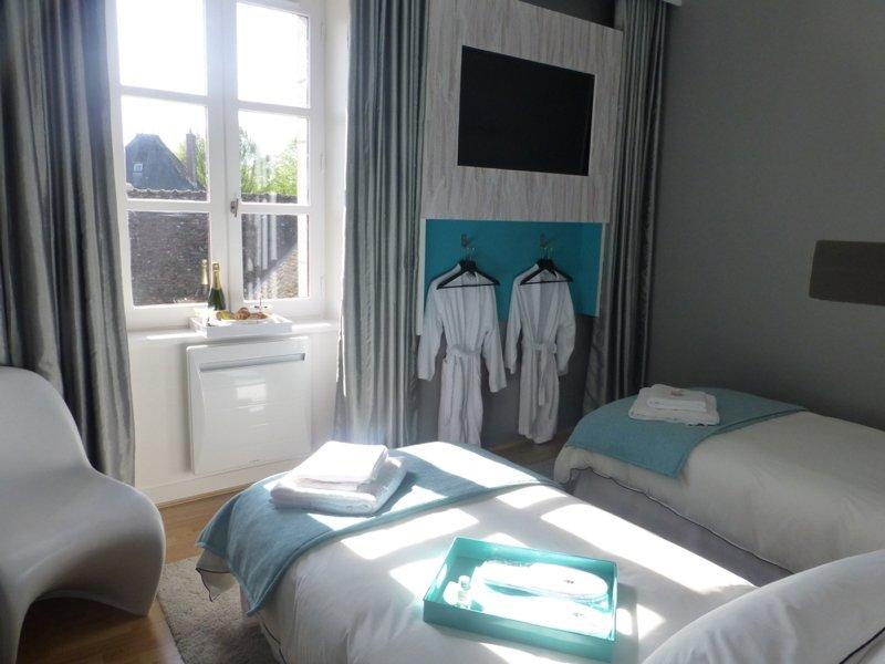 Appartement familial haut de gamme de 6 personnes, holiday rental in Mont-pres-Chambord