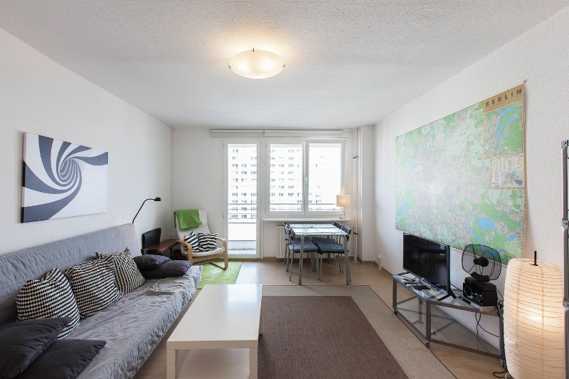 Apartment with a view, vacation rental in Berlin
