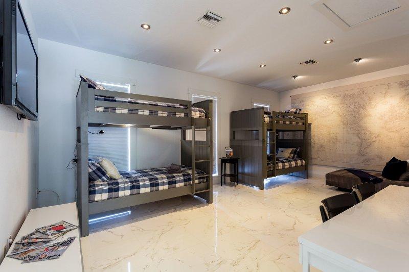 The Detached Ensuite Loft Bunkbed Bedroom