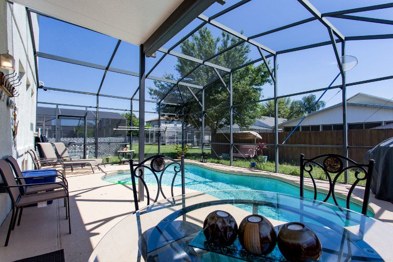 Beautiful Vacation Home Just Minutes from Disney, location de vacances à Polk City