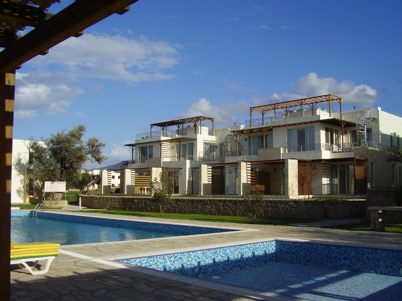 Penthouse apartment, holiday rental in Agios Amvrosios