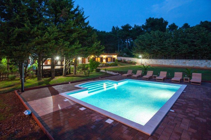 Holiday home Giardino Marino Rossa, location de vacances à Pomer