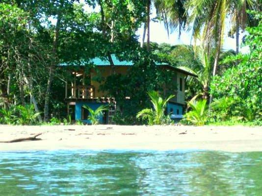 Blue Morpho Caribbean Beach House, holiday rental in Hone Creek