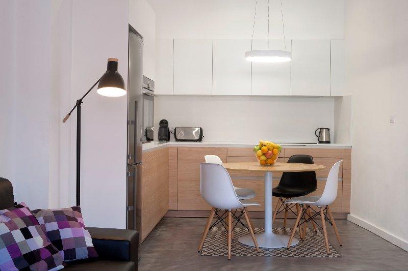 Apartment in Ruzafa, Valencia, location de vacances à Valence