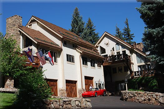 Elk View - Luxury Home Rental in Beaver Creek, location de vacances à Beaver Creek