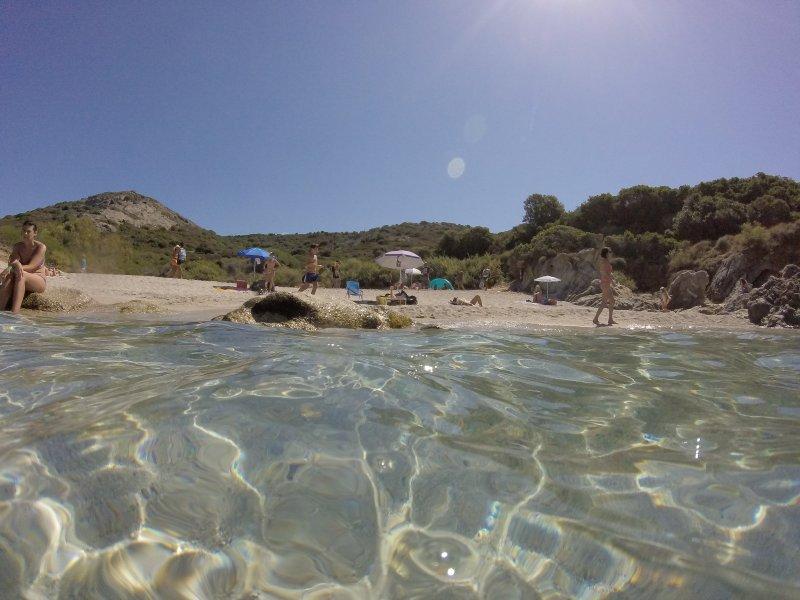 Playa del Golfo de Calvi