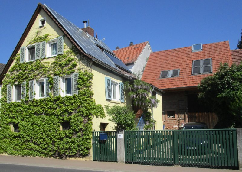 Ferienwohnung Spessart, holiday rental in Obernburg