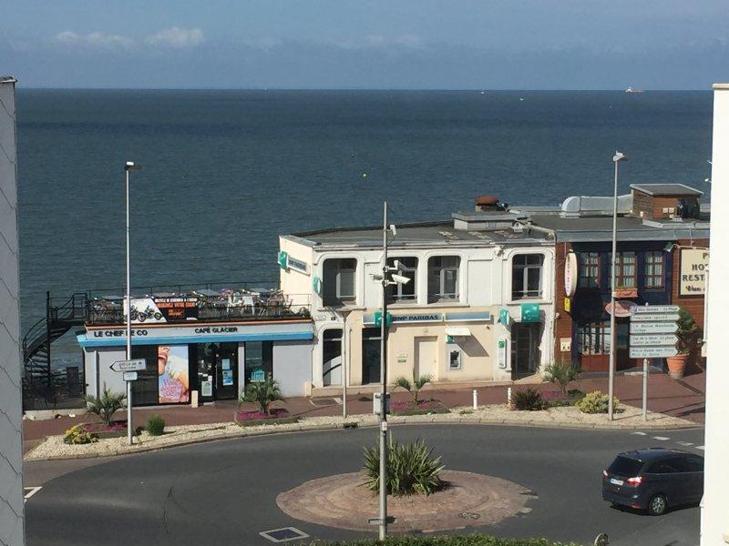 Appartement vue mer Le Havre Sainte Adresse