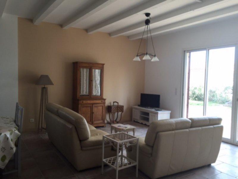 Gîte dans Mas en Petite Camargue, vacation rental in Sylvereal