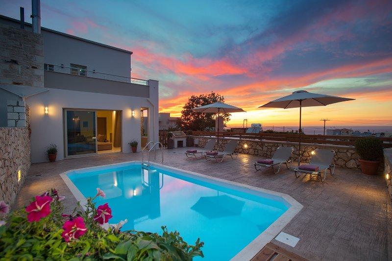 Villa Giorgio, vacation rental in Rethymnon